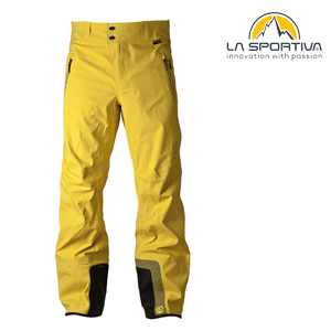Storm Fighter GTX Pant M Yellow small