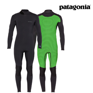 PATAGONIA – Men's R1 Back-Zip Full Suit – Regular [summer 2013]