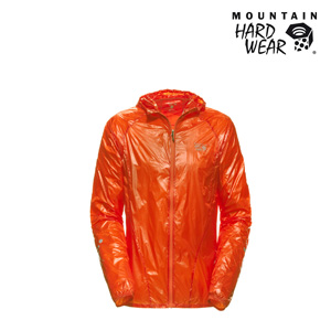 MOUNTAIN HARD WEAR – Ghost Whisperer Hodded Jacket [Summer 2013]