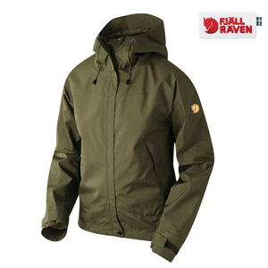 Fjällräven – Eco-Trail Jacket Women [ Summer 2013 ]
