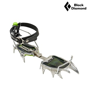 SNAGGLETOOTH CRAMPON Black Diamond<br />Winter 2015.16