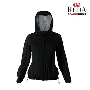 GLOBE W's 2L MERINO SHIELD JACKET Reda Rewoolution <br />Summer 2016