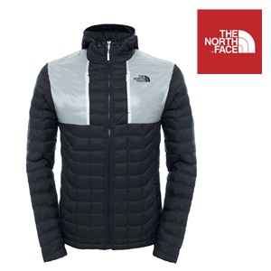 MEN'S THERMOBALL PLUS HOODIE The North Face <br />Winter 2016.17
