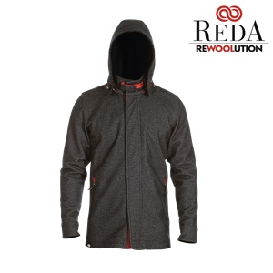 LIZARD M'S TECNO FELT JACKET Reda Rewoolution<br />Winter 2016.17