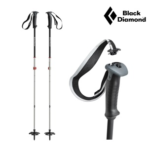 RAZOR CARBON PRO SKI POLE Black Diamond <br />Winter 2016.17