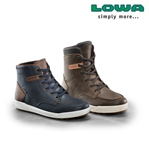 LOWA <BR />London II GTX® Qc, Glasgow II GTX® Mid<br />Winter 2017.18