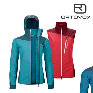 ORTOVOX <BR /> Merino Shield Tec <br /> Summer 2018